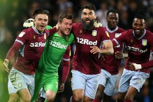 twitter claims and rangers return - this is what the players aston villa released are up to now