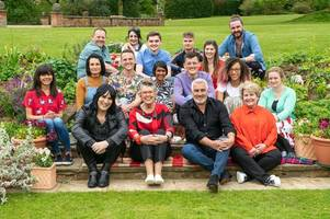 meet the great british bake off 2019 series 10 full line up