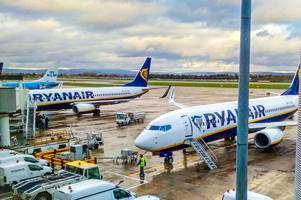 ryanair strikes: passenger rights if your flight is delayed or cancelled