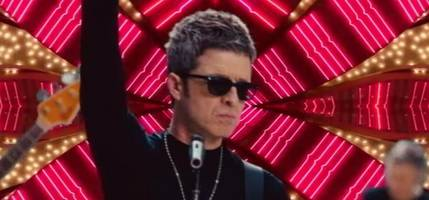 noel gallagher shares 'this is the place' video
