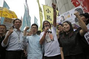 hoping to end 'political storm' related to hong kong protests, pro-democracy legislator jeremy tam resigns ...