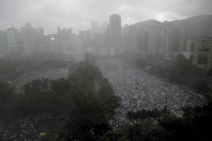 Twitter, Facebook Suspend Accounts Linked To Chinese Efforts To Undermine Hong Kong Protests