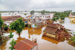 floods in maharashtra: free ration, crop loan waivers for affected