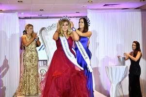 wishaw beauty queen lauren claims another crown