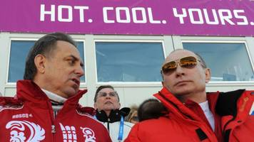 Russian Foreign Minister Pushes 'Anglo-Saxon' Anti-Doping Conspiracy