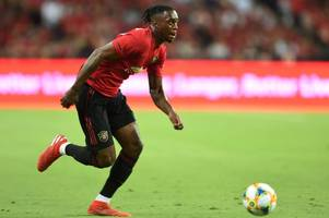 aaron wan-bissaka has shown in two games that it was £50m well spent by manchester united