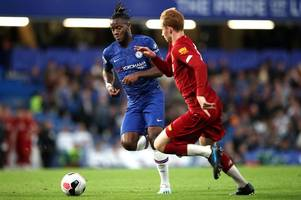 michy batshuayi's six-word message after chelsea double hands frank lampard selection headache