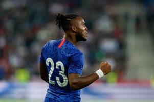 the chelsea players michy batshuayi could replace in frank lampard's squad against norwich city