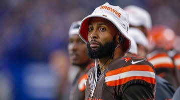 Odell Beckham Jr.: Giants 'Thought They'd Send Me [to the Browns] to Die'