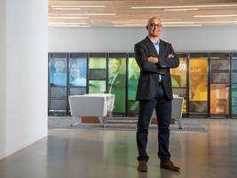 he was only 35 when he became ceo of cray, the 47-year-old supercomputing pioneer. 14 years later, he explains why it was time to sell to hpe for $1.3 billion. (hpe, cray)