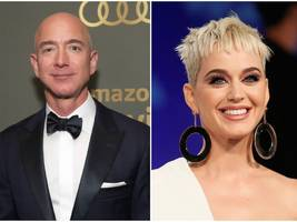 jeff bezos partied with katy perry and lil nas at a concert for thousands of amazon employees