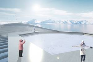 a team of designers wants to build an iceberg-making submarine to pop out 'ice babies' and combat sea-level rise