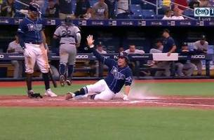 WALK-OFF: Rays take down Mariners thanks to a wild pitch!