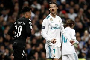how cristiano ronaldo would improve with neymar at juventus - rivaldo