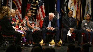 2020 Candidates Spotlight Cases Of Missing Native American Women
