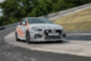 hyundai's lightweight i30 n is the project c