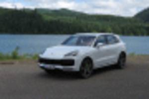 preview drive: the 2020 porsche cayenne turbo s e-hybrid is a stealth fighter for the family