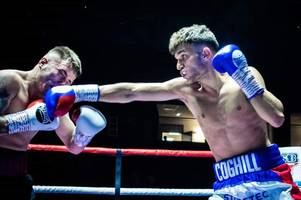 hull boxer connor coghill ready for 'life changing opportunity' on luke campbell vs vasiliy lomachenko undercard