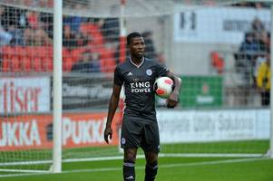 does robert huth have a point about leicester city striker kelechi iheanacho?