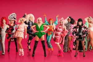 rupaul's drag race uk reveals 10 queens for first season - meet the contestants for 2019