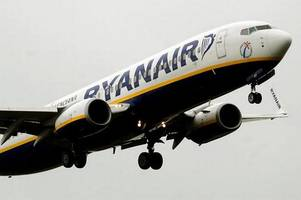 ryanair strike action planned by pilots and cabin crew - when and where