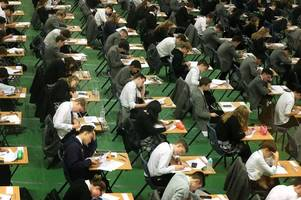 live updates as students across lincolnshire collect their gcse results