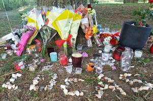 The story of the 5 day search for little Lucas Dobson: Heartbreaking tributes left in Sandwich after worst fears confirmed