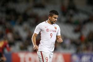 brazilian-born striker elkeson set to play for china