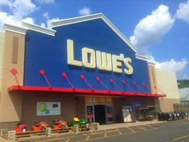 lowe's shares surge in early trading as retailer tops estimates on earnings