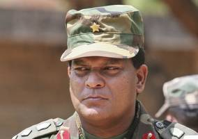 sri lanka appoints 'war criminal' as head of army
