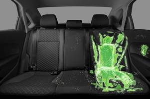 Research dishes the dirt on kids' car seats