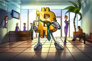 what's driving up bitcoin price? central banks, says ft reporter