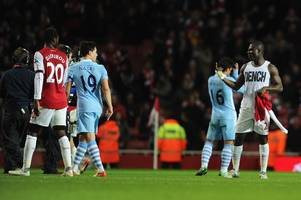 the liverpool moment that started a long-standing feud between emmanuel frimpong and samir nasri