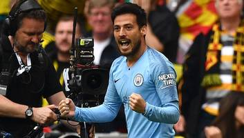 david silva: a look back on the spaniard's man city career ahead of his 400th appearance