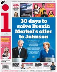 Boris Johnson : the 30-day spin