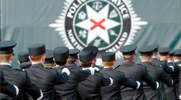 PSNI boss wants hundreds of new officers - No return to 50-50 recruitment