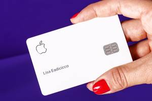 people are roasting apple's sleek new credit card after the company said leather and denim may permanently stain it (aapl)