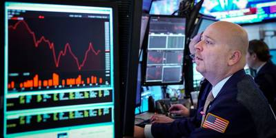 stocks finish mixed as trader weigh weak economic data ahead of fed speech