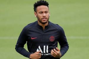 Real Madrid convinced they'll win Neymar transfer race because of Barcelona problem as Bernabeu bigwigs travel to Paris