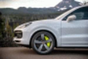 2021 chevy suburban, 2020 porsche cayenne turbo s e-hybrid, hyundai ev concept: car news headlines