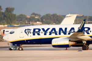 ryanair strike will spark flight chaos today as pilot action goes ahead after airline challenge blocked