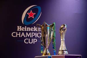When will the Heineken Champions Cup fixtures be confirmed? Bath Rugby and co will find out dates and kick-off times this week
