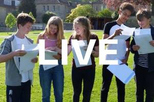 gcse results day 2019: live updates from schools across bath