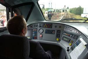 south western railway driver's stunning insight into life behind the controls