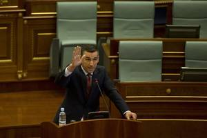 kosovo lawmakers dissolve parliament, open way to election