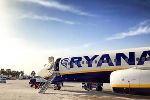 ryanair pilot strike leaves passengers 'anxious and stressed'