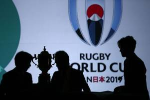Rugby World Cup fans warned of deadly condition contractible in Japan