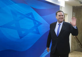 israel katz: israel needs to stay out of u.s. internal politics