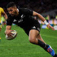 rugby world cup 2019: rieko ioane's plan to get back into the all blacks starting xv