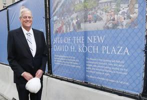 david koch, billionaire industrialist and conservative activist, dies at 79